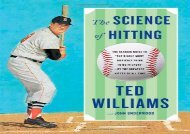The Science of Hitting (Ted Williams)