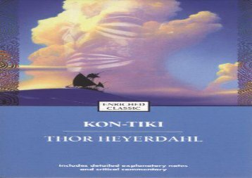 Kon-Tiki: Across the Pacific in a Raft (Thor Heyerdahl)
