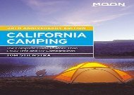Moon California Camping: The Complete Guide to More Than 1,400 Tent and RV Campgrounds (Moon Outdoors) (Tom Stienstra)