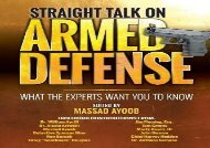 Straight Talk on Armed Defense: What the Experts Want You to Know ()