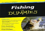 Fishing for Dummies (Peter Kaminsky)