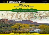 Zion National Park (National Geographic Trails Illustrated Map) (National Geographic Maps - Trails Illustrated)