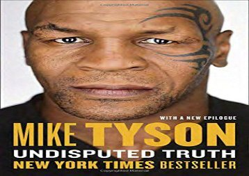Undisputed Truth (Mike Tyson)