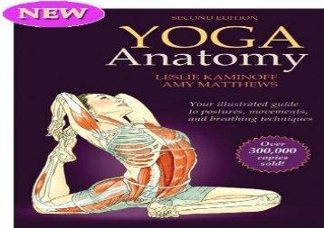 Yoga Anatomy-2nd Edition (Leslie Kaminoff)