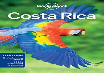 Lonely Planet Costa Rica (Travel Guide) (Lonely Planet)