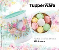TUPPERWARE: Vitrine Virtual 9 / 2017