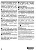 KitchenAid BDP28A+ - BDP28A+ NO (855035838000) Health and safety - Page 2