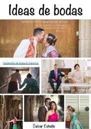 fotográfos de boda en Valencia