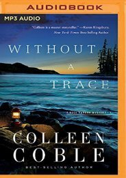 Without a Trace (Rock Harbor Series) (Colleen Coble)