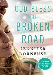 God Bless the Broken Road (Thorndike Press Large Print Christian Fiction) (Jennifer Dornbush)