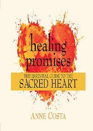 Healing Promises: The Essential Guide to the Sacred Heart (Anne Costa)
