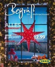 IKEA Begrüß die Weihnachtszeit 2012