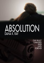 Absolution (The Luciano Series) (Volume 1) (Dana K. Ray)