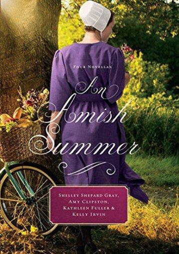 An Amish Summer: Four Novellas (Thorndike Press Large Print Christian Fiction) (Shelley Shepard Gray)