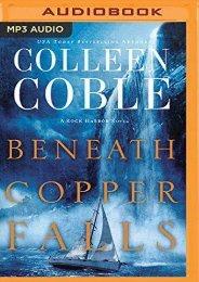 Beneath Copper Falls (Rock Harbor Series) (Colleen Coble)
