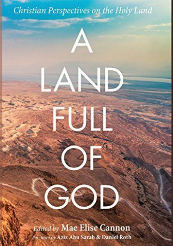 A Land Full of God ()