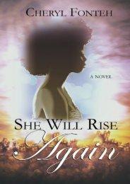 She Will Rise Again (Cheryl Fonteh)