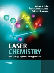 Laser Chemistry - Developers
