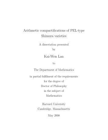 Undergraduate Senior Thesis in Mathematics