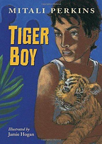 Tiger Boy (Mitali Perkins)
