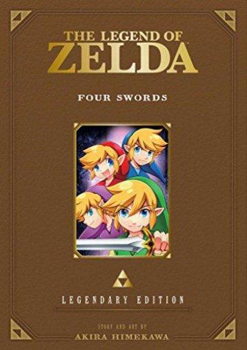 The Legend of Zelda: Four Swords -Legendary Edition- (The Legend of Zelda: Legendary Edition) (Akira Himekawa)