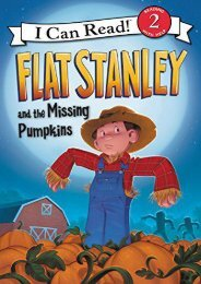 Flat Stanley and the Missing Pumpkins (I Can Read Level 2) (Jeff Brown)
