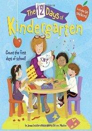 The 12 Days of Kindergarten (Pictureback(R)) (Jenna Lettice)