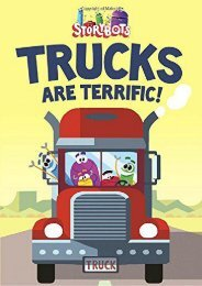 Trucks are Terrific! (StoryBots) (JibJab Bros Studios)