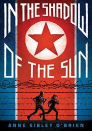In the Shadow of the Sun (Anne Sibley O Brien)