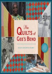 The Quilts of Gee s Bend (Susan Goldman Rubin)