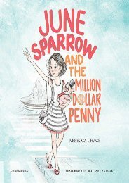 June Sparrow and the Million-Dollar Penny (Rebecca Chace)