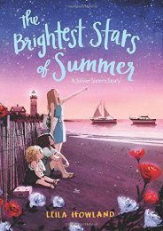 The Brightest Stars of Summer (Silver Sisters) (Leila Howland)