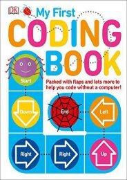 My First Coding Book (Kiki Prottsman)
