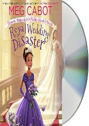 Royal Wedding Disaster: From the Notebooks of a Middle School Princess (Meg Cabot)