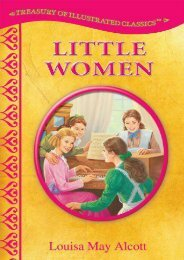 Little Women-Treasury of Illustrated Classics Storybook Collection (Louisa May Alcott)