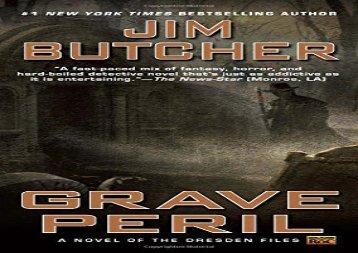 Grave Peril (The Dresden Files, Book 3) (Jim Butcher)