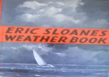 Eric Sloane s Weather Book (Eric Sloane)