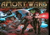 Amory Wars, Vol. 1: The Second Stage Turbine Blade (Claudio Sanchez)