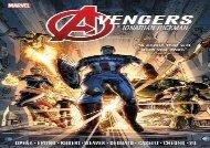 Avengers by Jonathan Hickman Omnibus Vol. 1 (Jonathan Hickman)