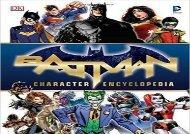 Batman Character Encyclopedia (Matthew K. Manning)