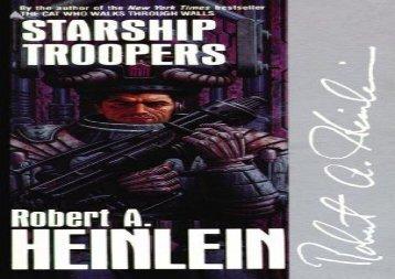 Starship Troopers (Robert A. Heinlein)