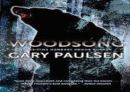 Woodsong (Gary Paulsen)