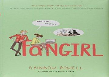 Fangirl: A Novel (Rainbow Rowell)