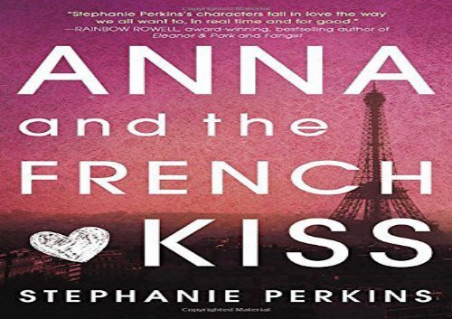 Stephanie the pdf kiss anna french perkins and by