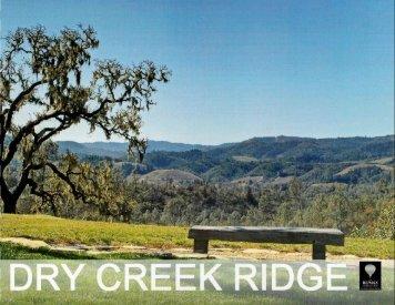 Dry Creek Ridge