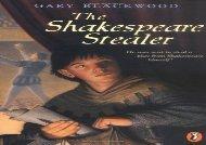 The Shakespeare Stealer (Gary Blackwood)