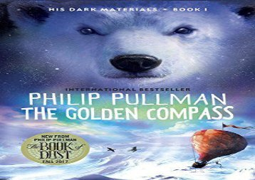 The Golden Compass: His Dark Materials (Philip Pullman)
