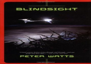 Blindsight (Peter Watts)