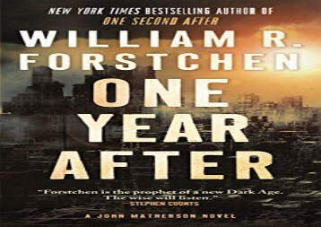 One Year After: A John Matherson Novel (William R. Forstchen)