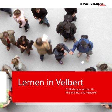 Lernen in Velbert - Stadt Velbert